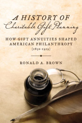 A History of Charitable Gift Giving