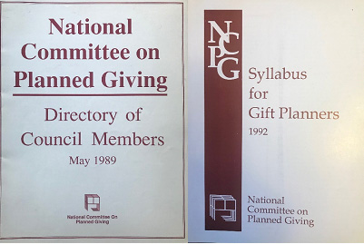 NCPG Directory of Council Members